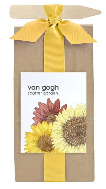 Scatter Garden Van Gogh Sunflower