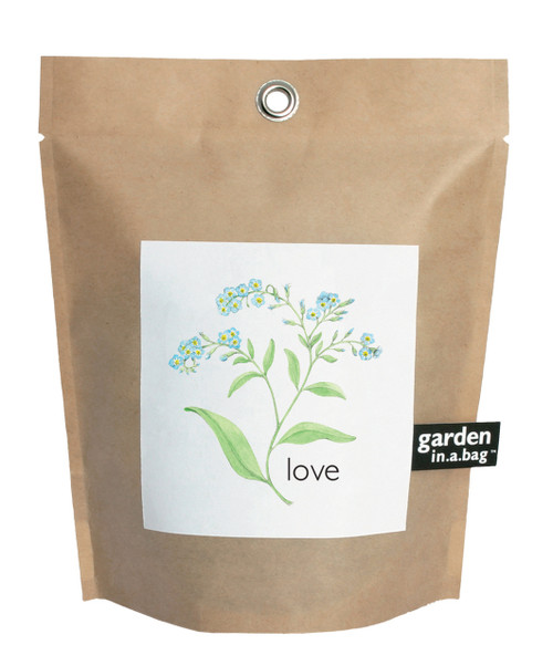 Garden-in-a-bag Love