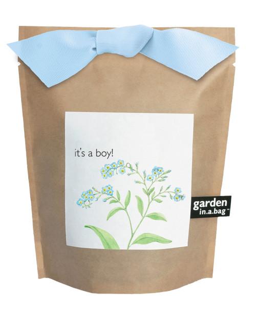 Garden-in-a-bag It's a Boy