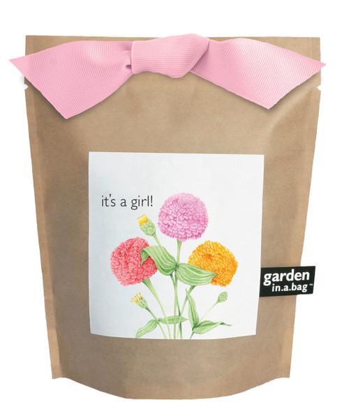Garden-in-a-bag It's a Girl