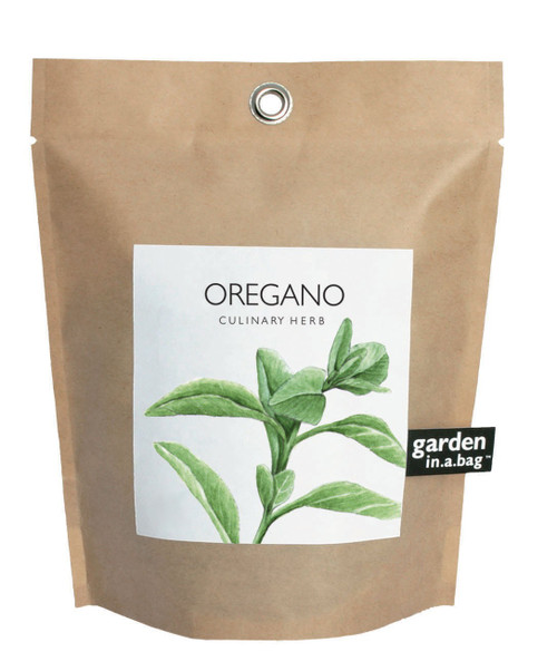 Garden-in-a-bag Oregano