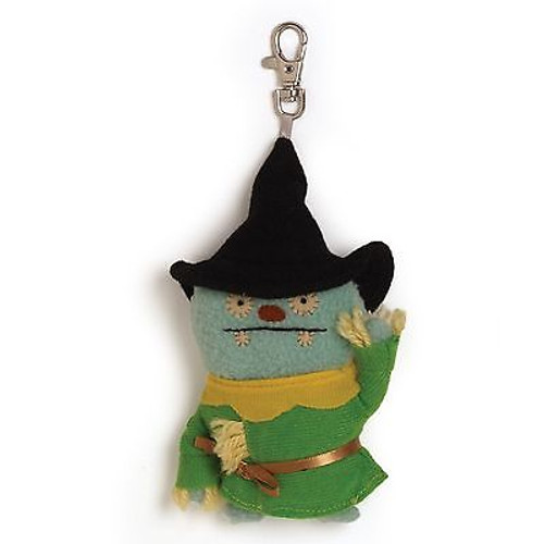 GUND UGLYDOLL Wizard Oz Jeero Scarecrow Clip NEW #4046737 Holiday Stocking Stuff