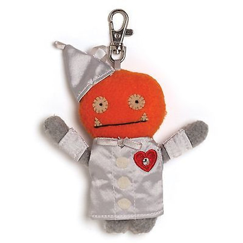 GUND UGLYDOLL Wizard Oz Wage Tin Man Clip NEW #4046736 Holiday Stocking Stuffer