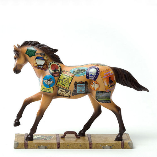 WESTWARD HO 4025996 Trail of Painted Ponies