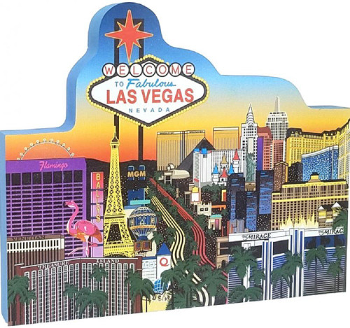Cat's Meow Village - Las Vegas - The Strip- City of Lights, Nevada RA983