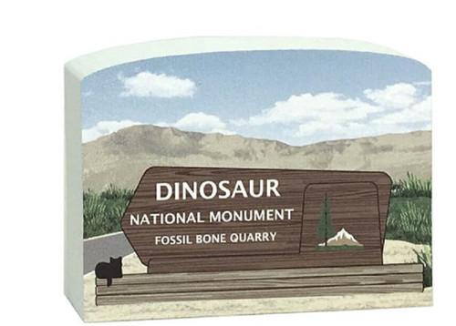 Cat's Meow Village Dinosaur National Monument, RA1411
