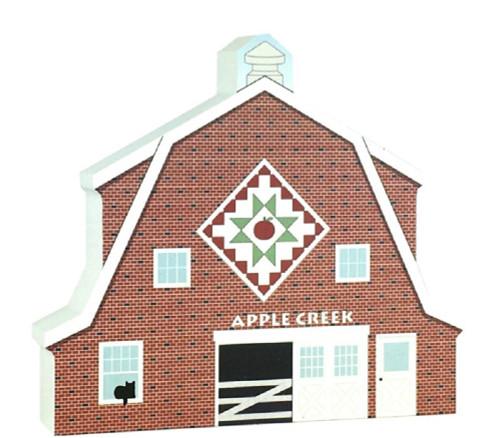 Cat's Meow Village Shelf Sitter - Apple Creek Quilt Barn #19-512