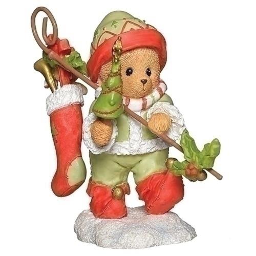 Cherished Teddies Peter Elf Figurine #132850