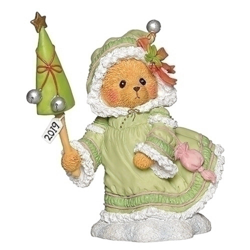 Cherished Teddies Jennifer Annual Figurine #132845