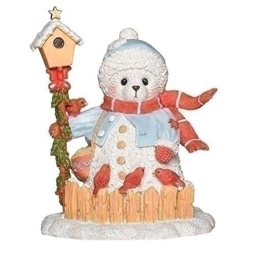 Cherished Teddies - Ethel Snowbear #132847