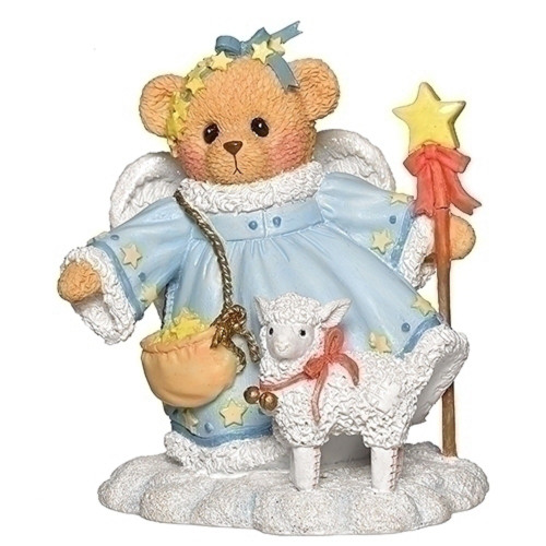 Cherished Teddies Stella Snow Angel #132851