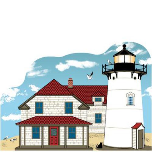 Cat's Meow Village Race Point Light House R1328 Provincetown Cape Cod MA