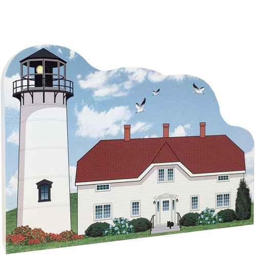 Cat's Meow Village Keepsake, Chatham Lighthouse Cape Cod MASS