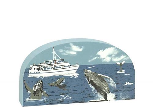 Humpback Whales, U.S. Coastline Collectible