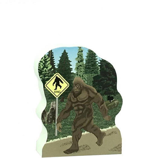 Big Foot Collectible