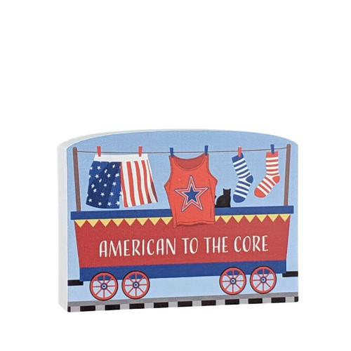 Pride of American Train Collection - American to the Core Care - #21-422