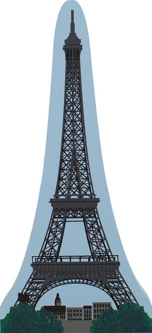 Cat's Meow Village Shelf Sitter - Eiffel Tower, Paris France 00-914