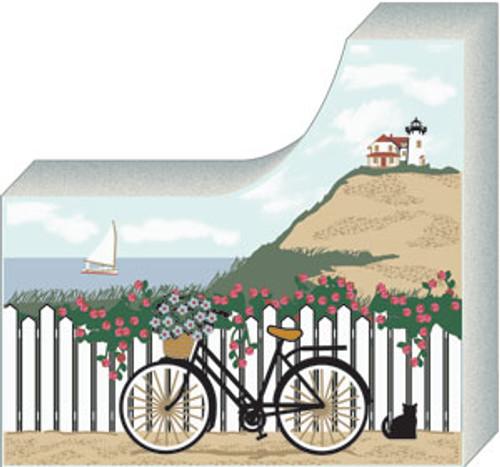Cat's Meow Village Cape Cod Bay Massachusetts Beach Scene
