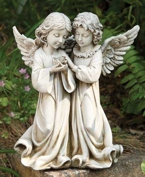 Joseph's Studio Children Angel with Bird #66745