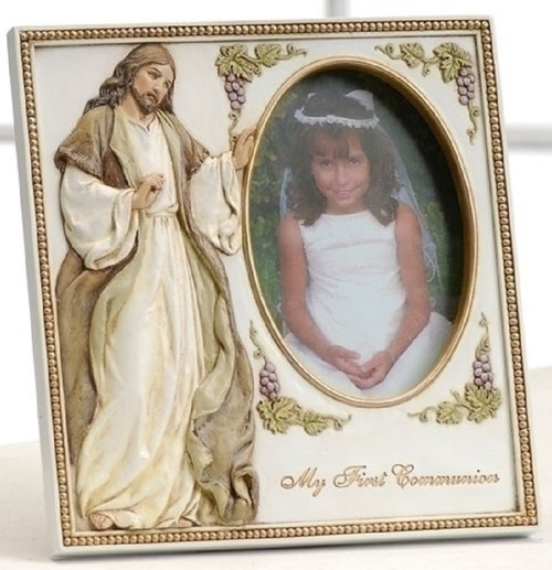 First Communion Picture Frame - JESUS #62217