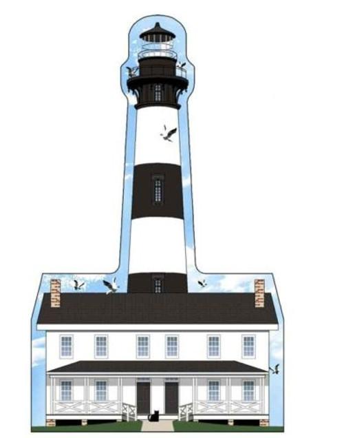 Cat's Meow Village Bodie Island Lighthouse North Carolina #MW60401