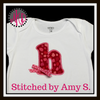 No 91 Lowercase Applique Font Machine Embroidery Designs  4 inch high