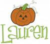 No 84 Halloween Embroidery Designs CAT Pumpkin Candy Corn