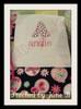 Burp Cloth made by June B ~ how cute!