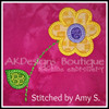 Stitched Sample by Amy S.
