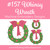 No 157 Whimsy Wreath Machine Embroidery Designs