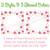 No 21 Dots Frames Machine Embroidery Designs