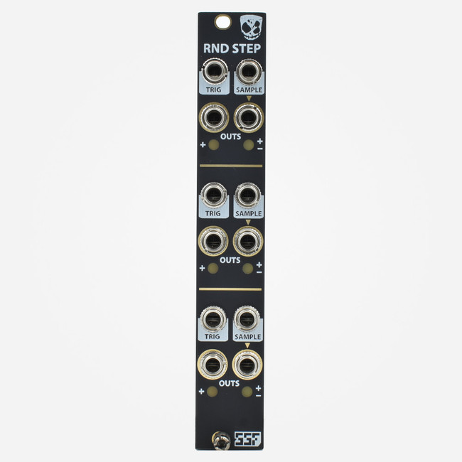 DivKid RND STEP Eurorack Sample and Hold and Random Source Module