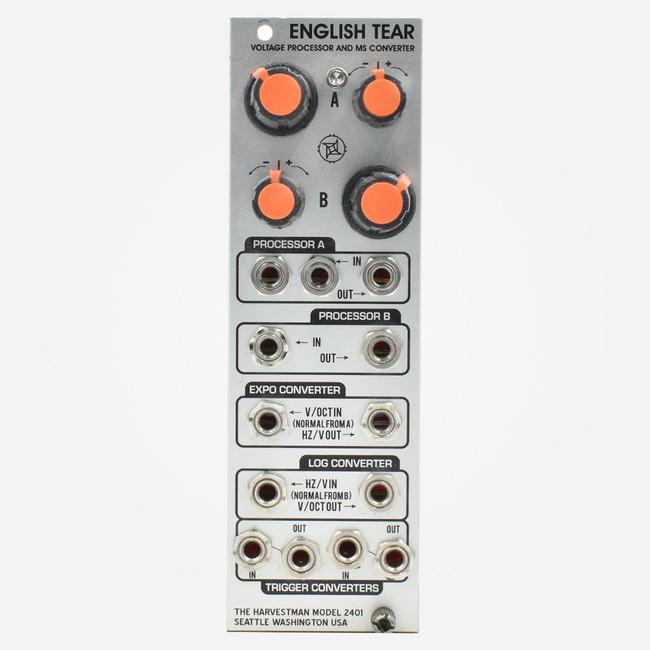The Harvestman ENGLISH TEAR Eurorack Voltage Converter Module