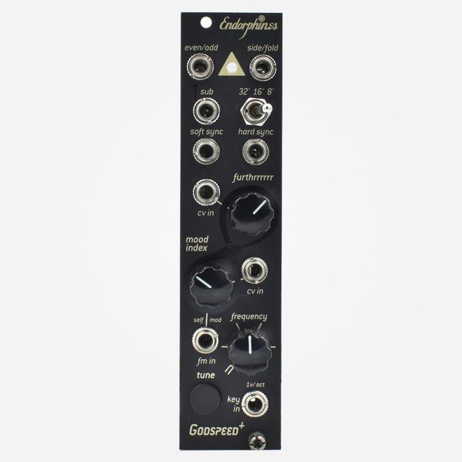 Used Endorphin.es GODSPEED Eurorack Thru-Zero FM Oscillator with Integrated Wavefolder