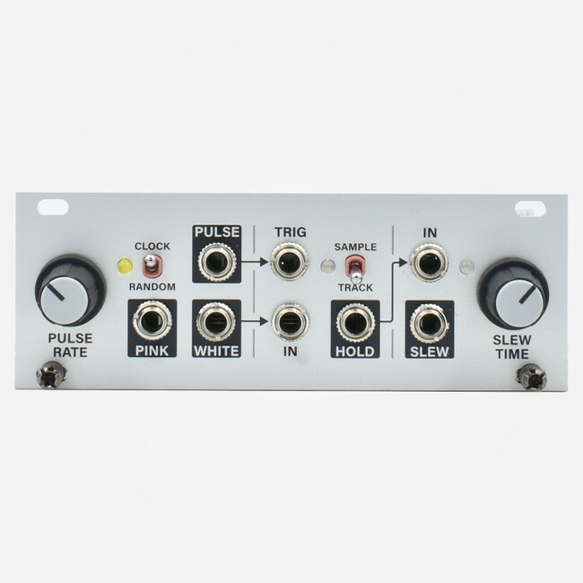 Intellijel Designs Noise Tools 1u Tile Eurorack Clock Sample and Hold and Slew Module