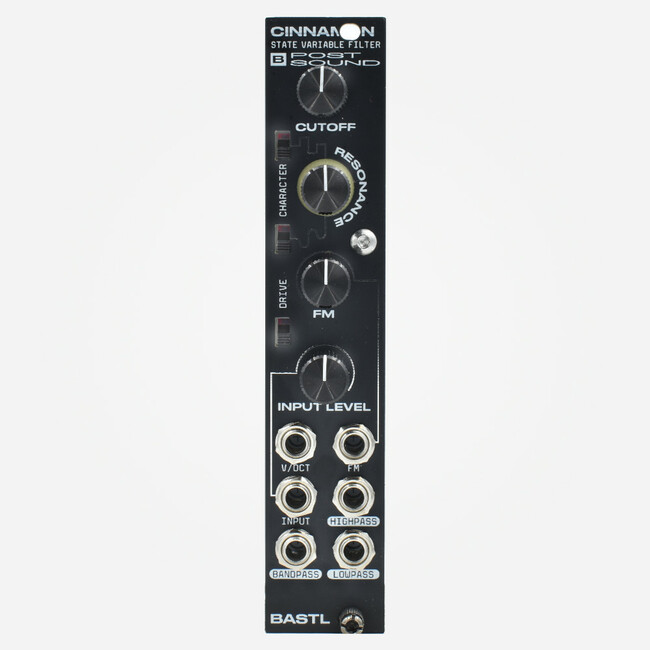 Bastl Instruments Cinnamon VCF (Black Panel)