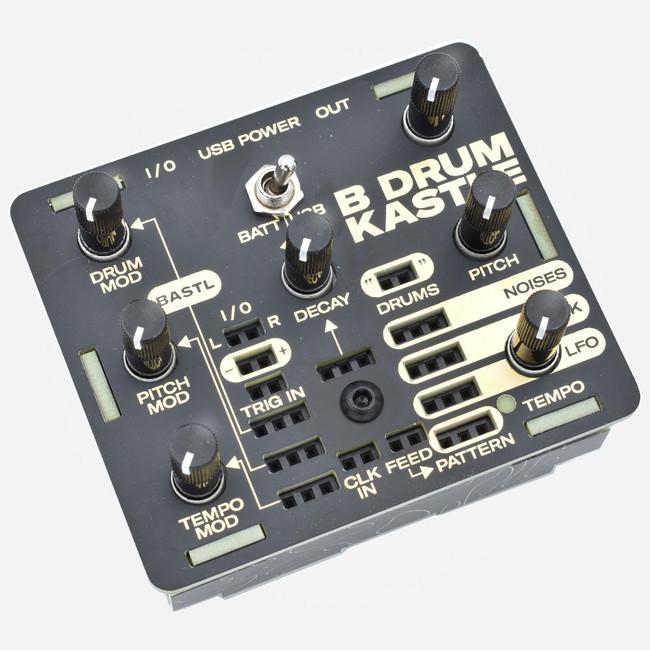 Bastl Instruments KASTLE DRUM Synthesizer