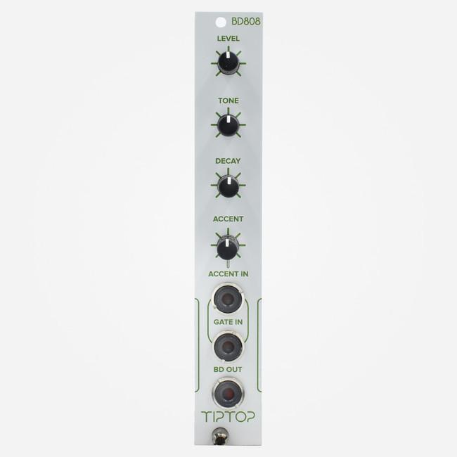 Tip Top Audio BD808 (White Panel) Eurorack tr-808 kick drum clone percussion Module