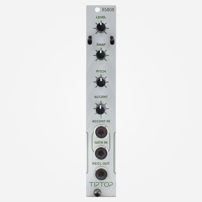 Used Tip-Top Audio RS808 Eurorack TR-808 Rimshot and Clave Module