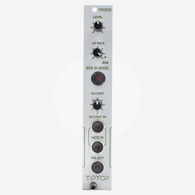 Tip-Top Audio MA808 (White) Eurorack TR-808 Maracas Clone Percussion Module