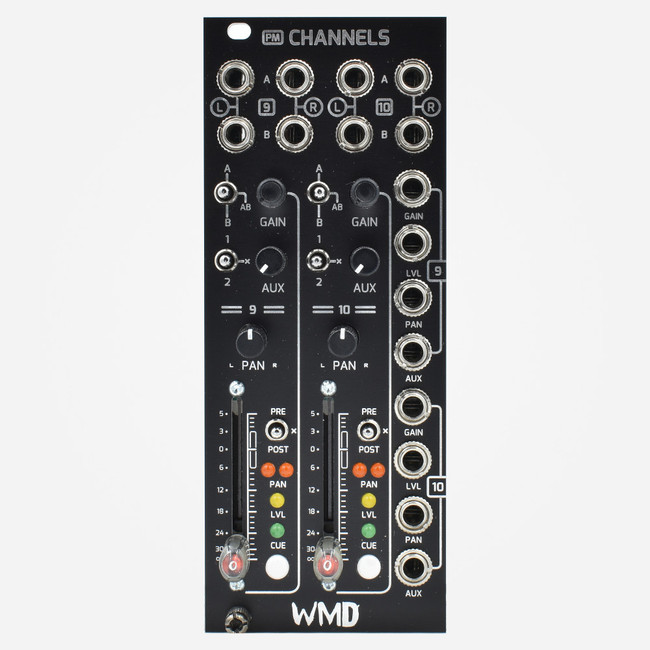 WMD CHANNELS Expander for the Performance Mixer