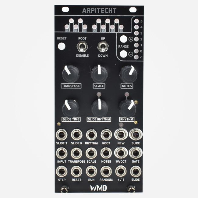 WMD Arpitecht (Black Panel) Eurorack Quantizer and Arpeggiator Module