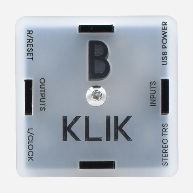 Bastl Klik Audio to Clock Trigger Conditioner