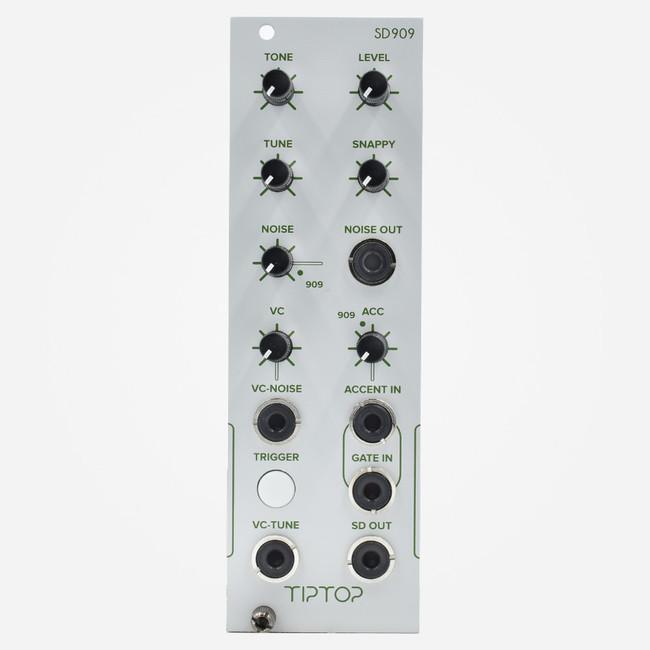 Tip Top Audio SD909 WHITE Eurorack TR-909 Snare Drum Clone Percussion Module