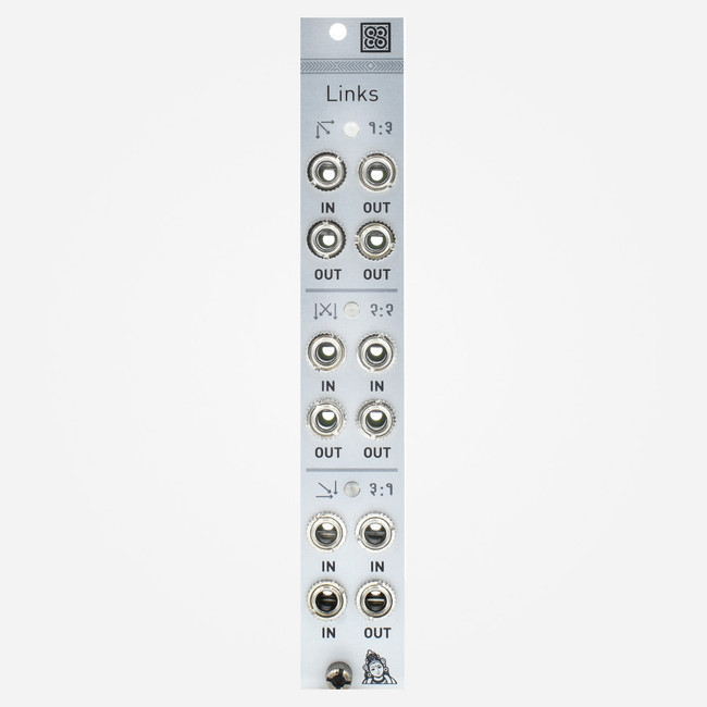 Mutable Instruments Links Eurorack Utility Module
