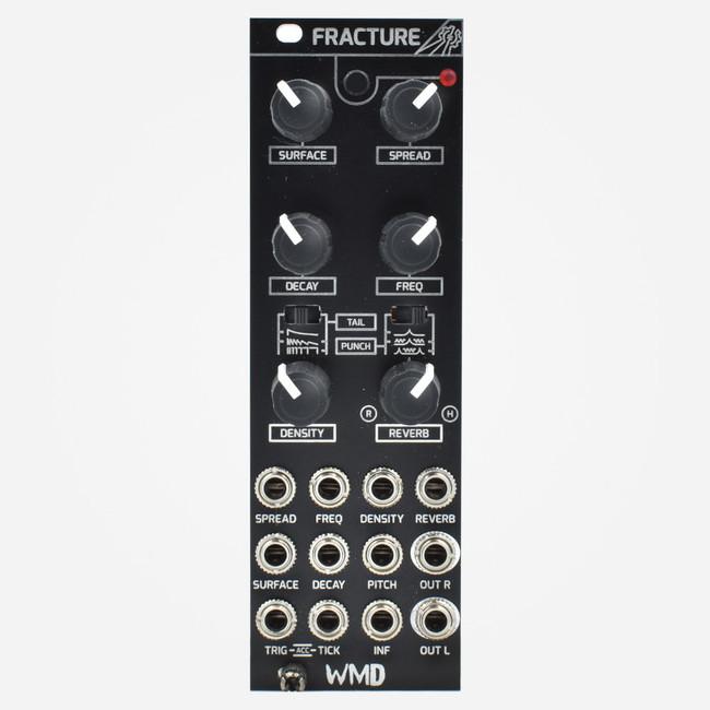 WMD Fracture Eurorack Granular Percussion Module