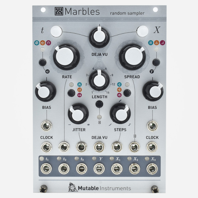 Mutable Instruments MARBLES Eurorack Random Source
