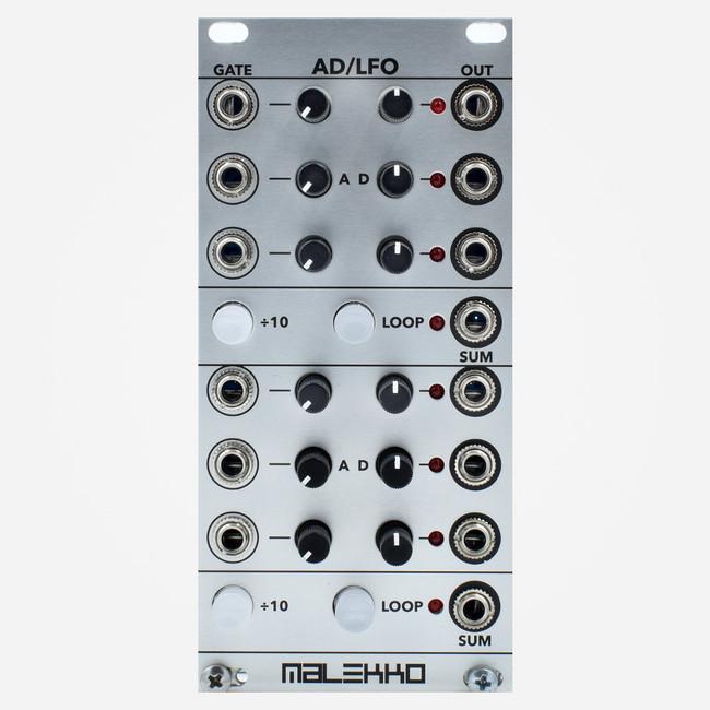 Malekko LZX AD/LFO 6 Eurorack Modular Video LFOs
