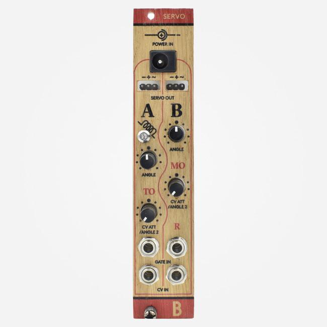 Bastl Instruments SERVO Eurorack Trigger to Servo Motor Driver Interface Module