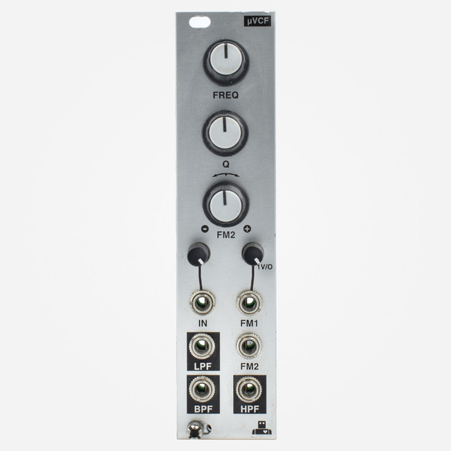 Intellijel uVCF Eurorack Simple State Variable Filter Module with v/oct Tracking